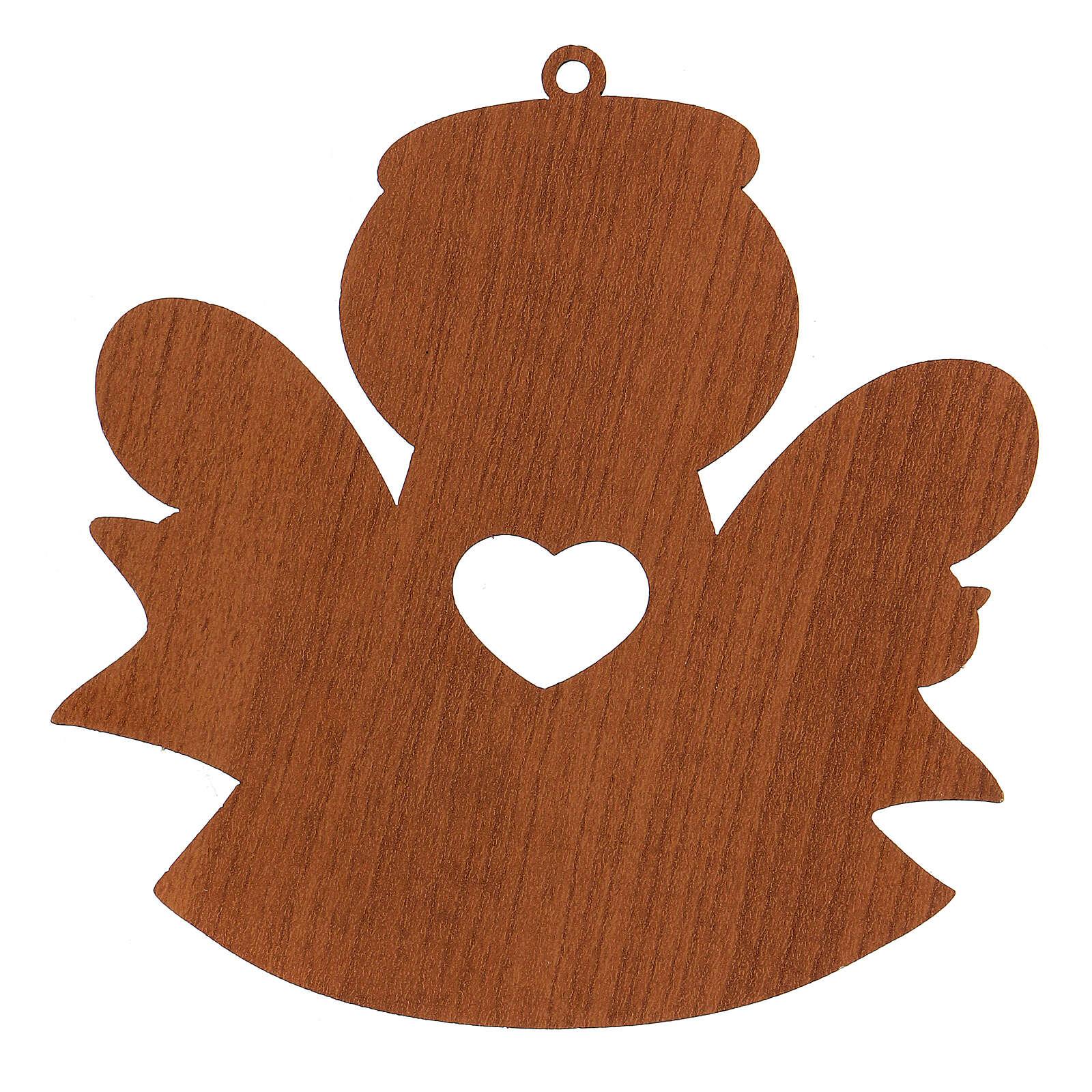 Angioletto Proteggimi legno bimba 3