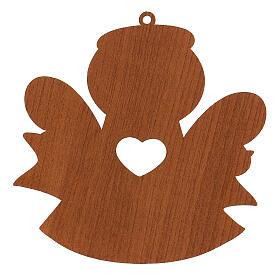 Angioletto Proteggimi legno bimba s3