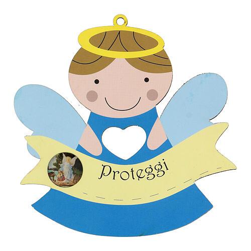 Recuerdo nacimiento niño Ángel Protector 1