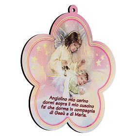 Icona Angelo Custode bambina s2