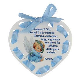 Ricordino cuore bimbo Angelo di Dio s1