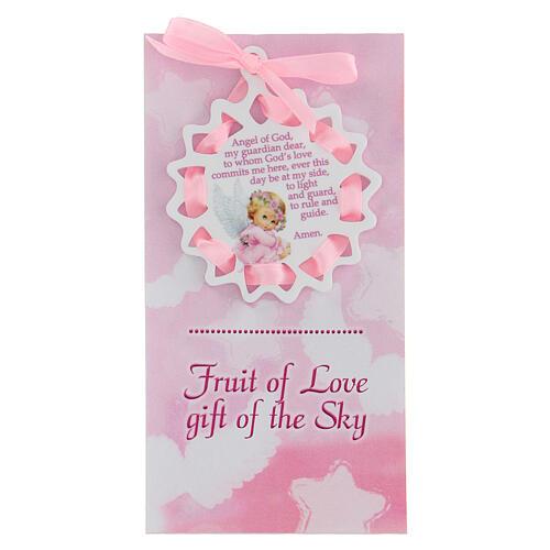 Étoile fille Ange de Dieu ANGLAIS 1