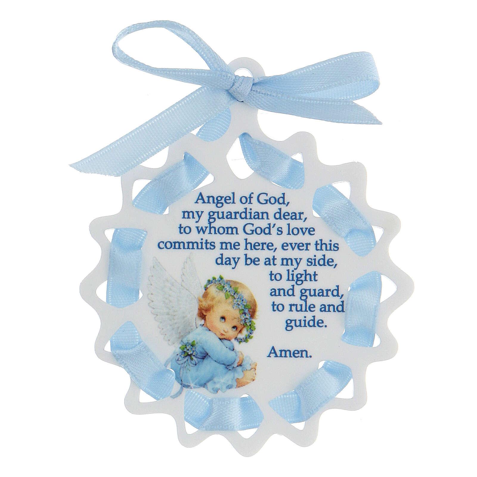 Souvenir étoile enfant prière ANGLAIS 3