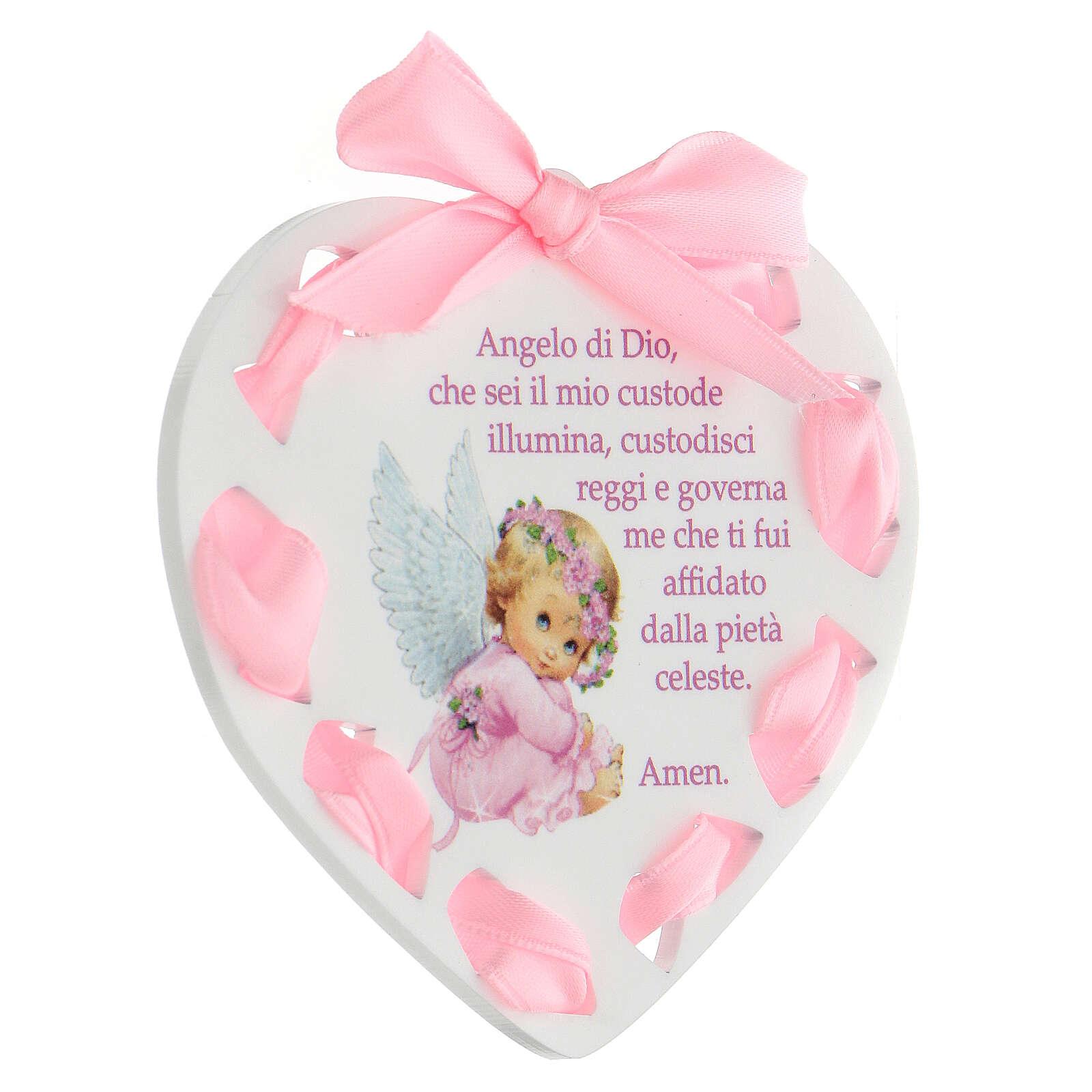 Sopraculla cuore bimba Angelo di Dio 4