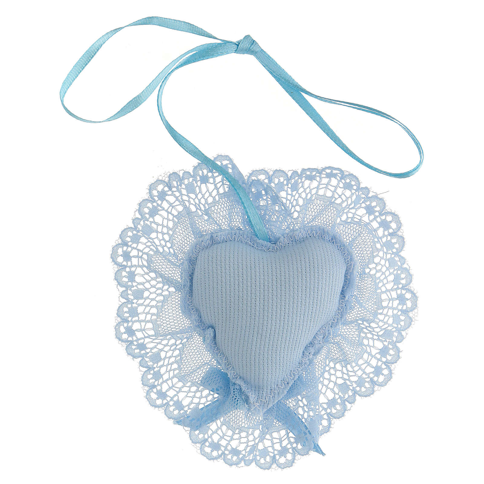 Maternité cocarde bleue berceau 4