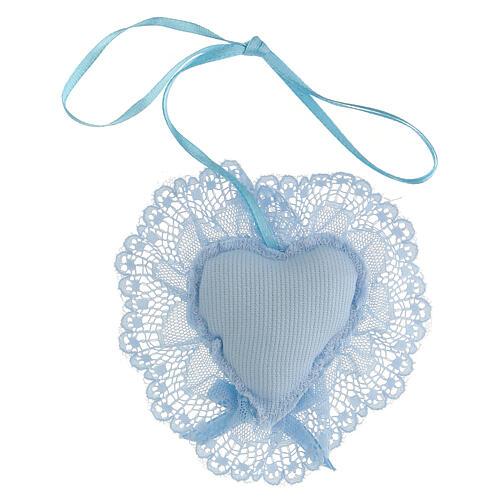 Maternité cocarde bleue berceau 3