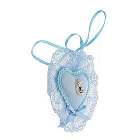 Maternità coccarda azzurra culla s2