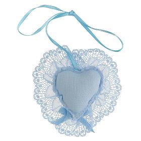 Maternità coccarda azzurra culla s3