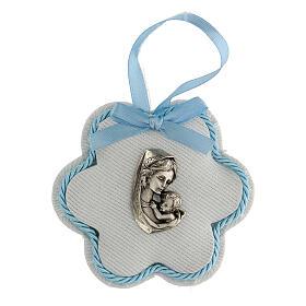 Recuerdo nacimiento escarapela flor niño s1