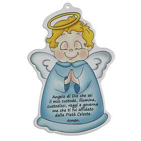 Icona sagoma Angelo di Dio bimbo s1