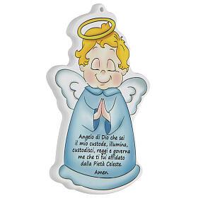 Icona sagoma Angelo di Dio bimbo s2