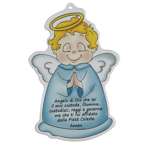 Icona sagoma Angelo di Dio bimbo 1