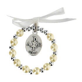 Souvenir box for Communion with rosary and a picture s3
