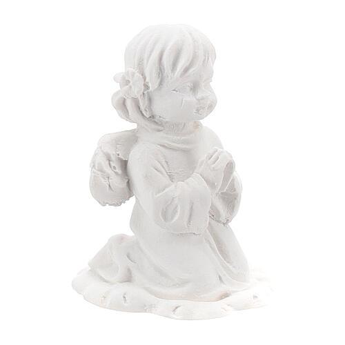 Angioletto ricordino Battesimo bimba 3