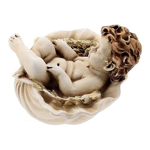 Angelo dormiente su conchiglia mod. assortiti 7