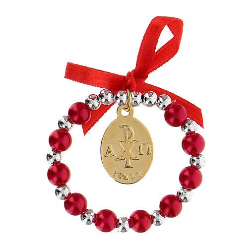 Ricordo Cresima decina e Santo rosario spagnolo 5