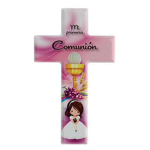 Croce Comunione bimba spagnolo 1
