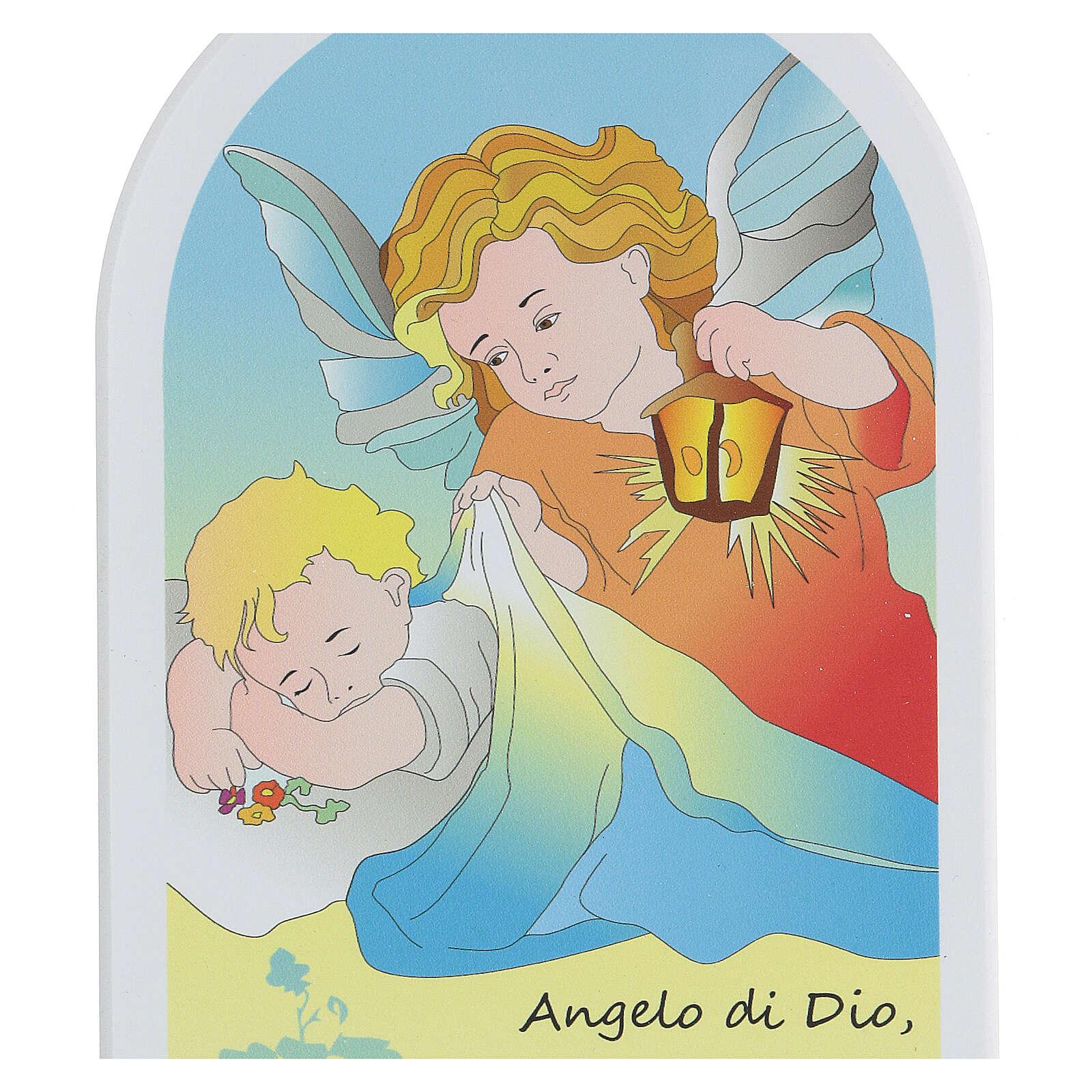 Angel of God cartoon icon 20 cm 3