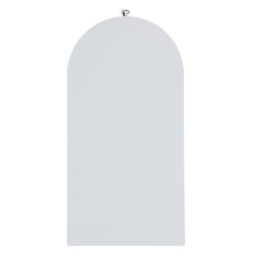 Icona stelline Angelo di Dio 20 cm 4