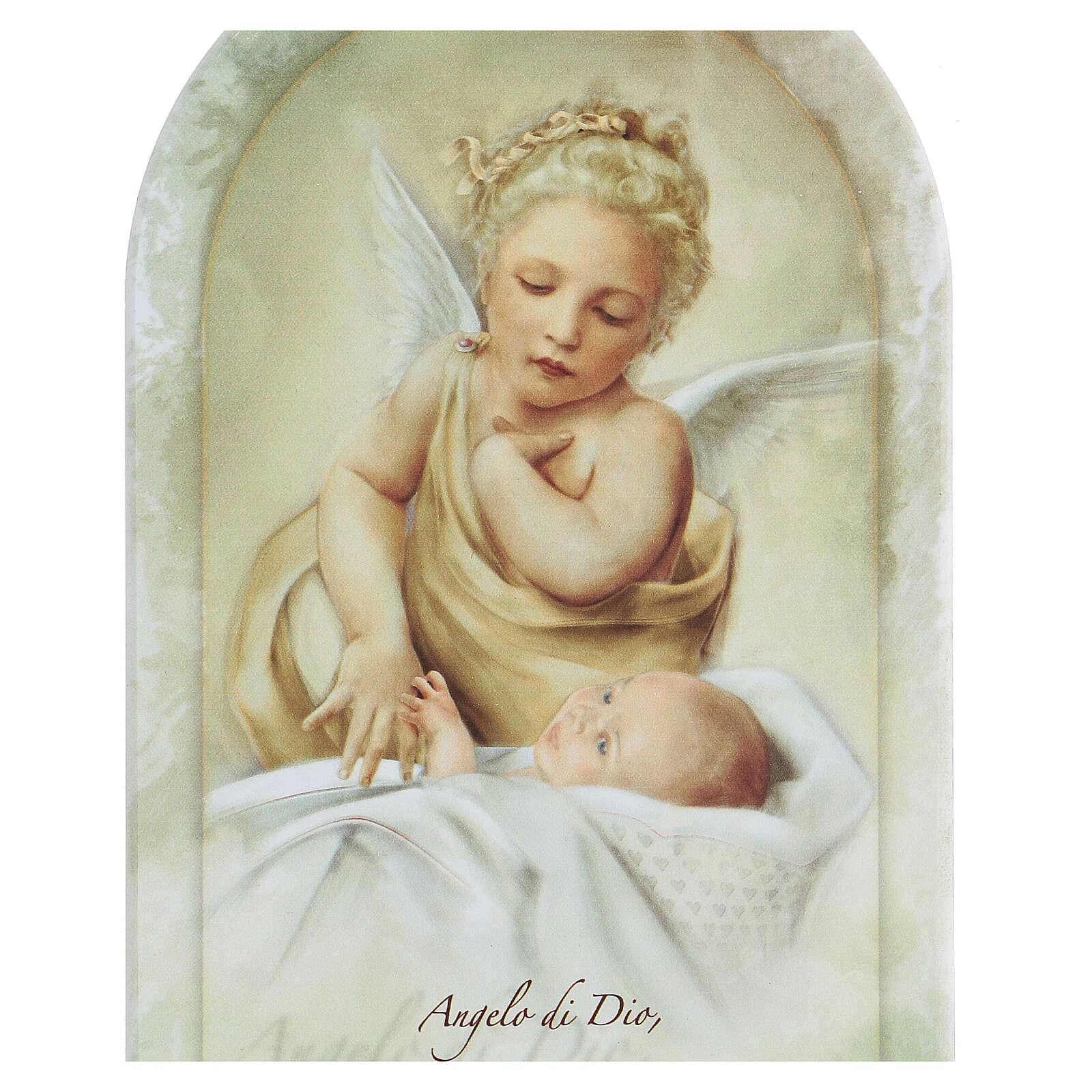 Icono oración Ángel de la Guarda 3
