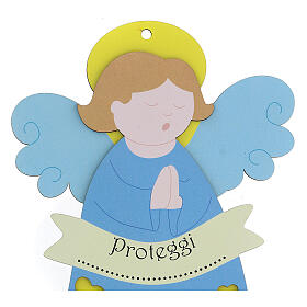 Little blue angel to hang s2