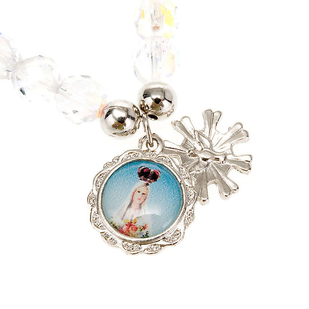 Crystal bracelet with image 4