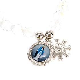 Crystal bracelet with image s4