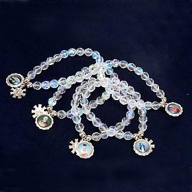 Crystal bracelet with image s8