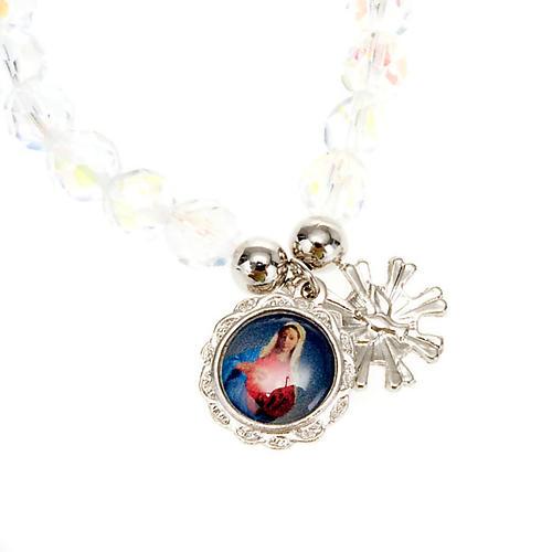 Crystal bracelet with image 3