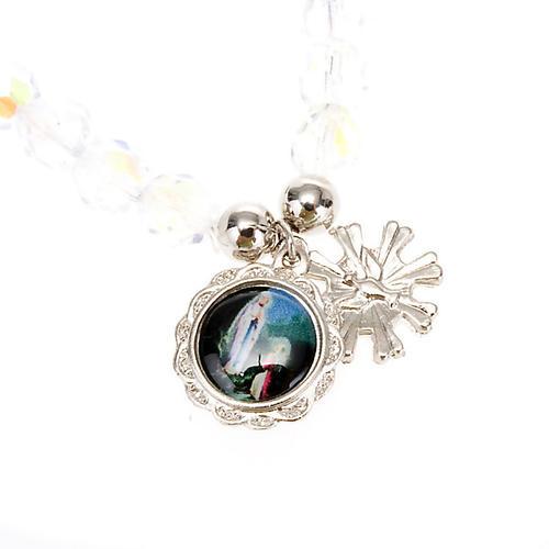 Crystal bracelet with image 5