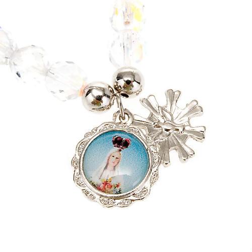 Crystal bracelet with image 6