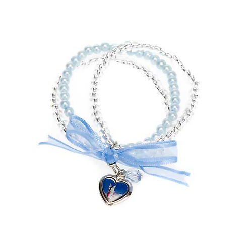 Heart and angels bracelet for babies 6