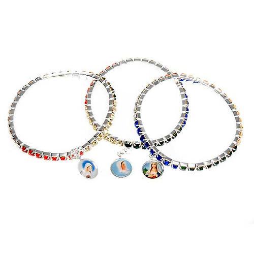Bracelet cristal, missionnaire 6