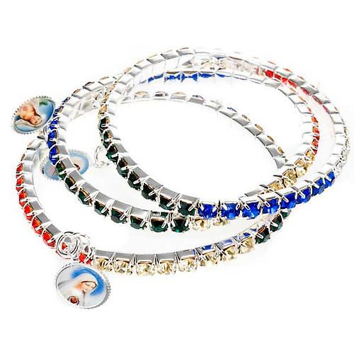 Missionary crystal bracelet 1