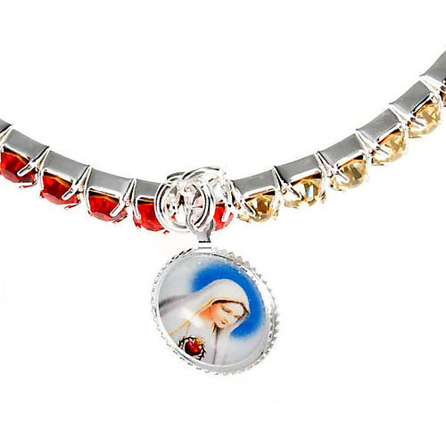 Missionary crystal bracelet 2