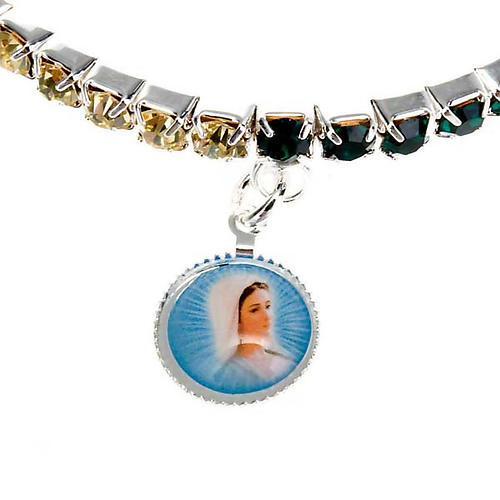 Missionary crystal bracelet 3