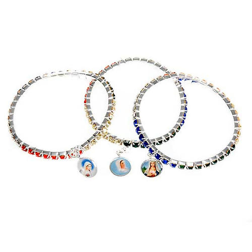 Missionary crystal bracelet 6