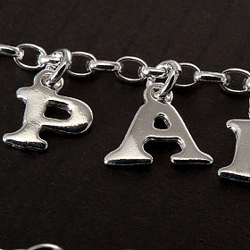 Religious bracelet silver 925 s3