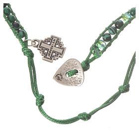 Bracelet chapelet malachite 6mm s6