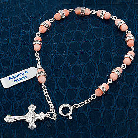 Silver bracelet and gemstone s6