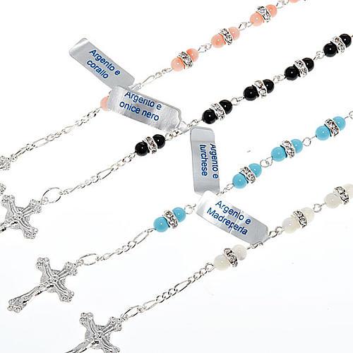 Silver bracelet and gemstone 1