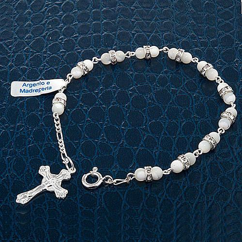 Silver bracelet and gemstone 3