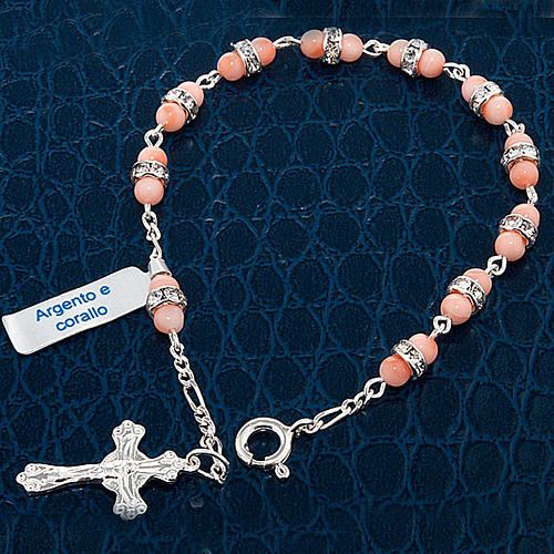 Silver bracelet and gemstone 6