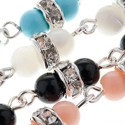 Silver bracelet and gemstone 7