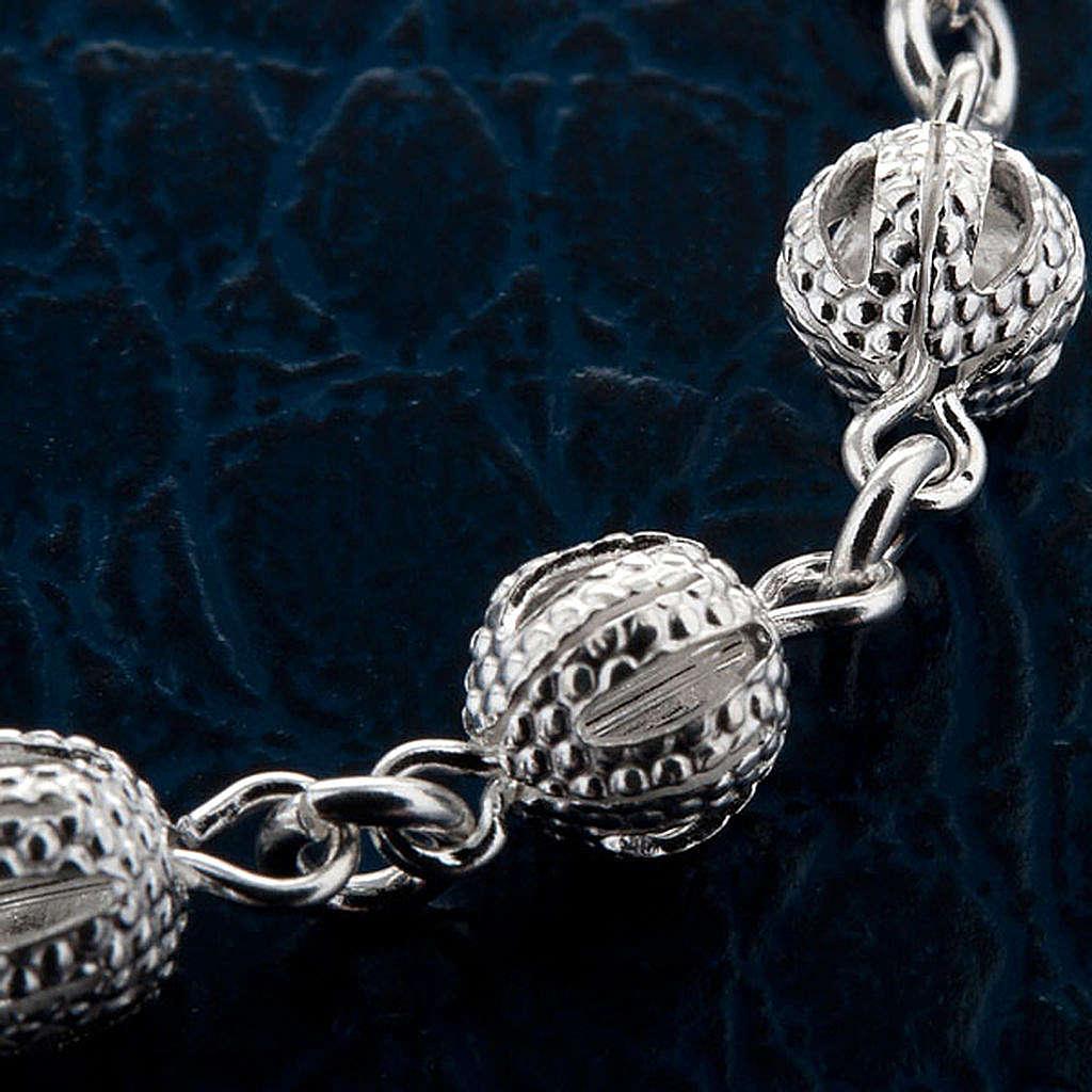 Bransoletka dziesiątka filigran srebra 4