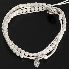 Mother of pearl bracelet 4mm s3
