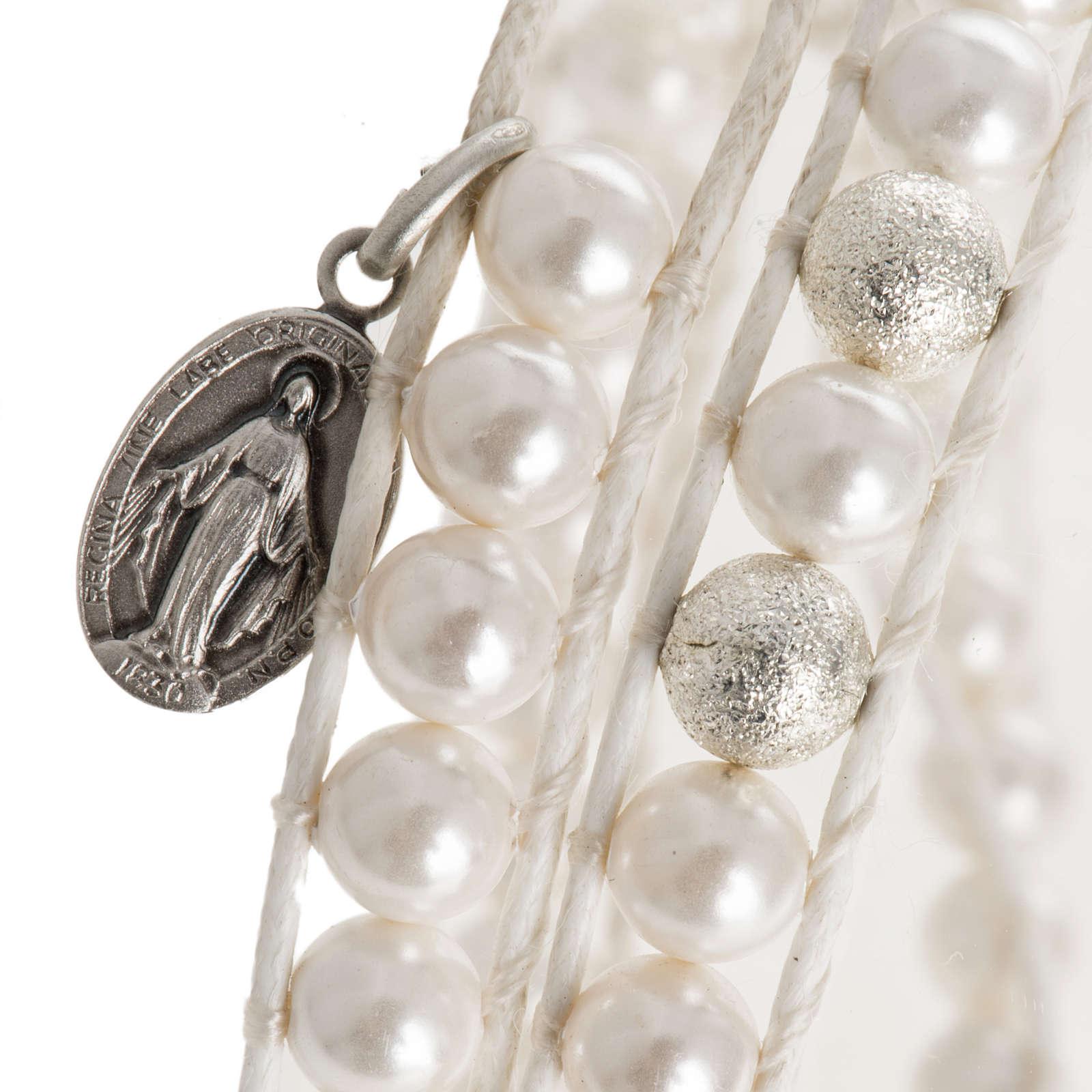 Pulsera de perlas 6mm 4