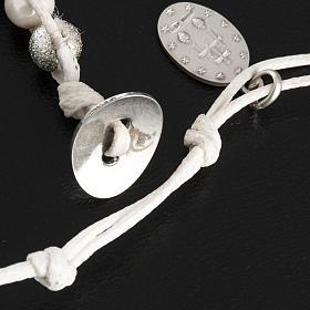 Bracelet chapelet en nacre 6mm s5