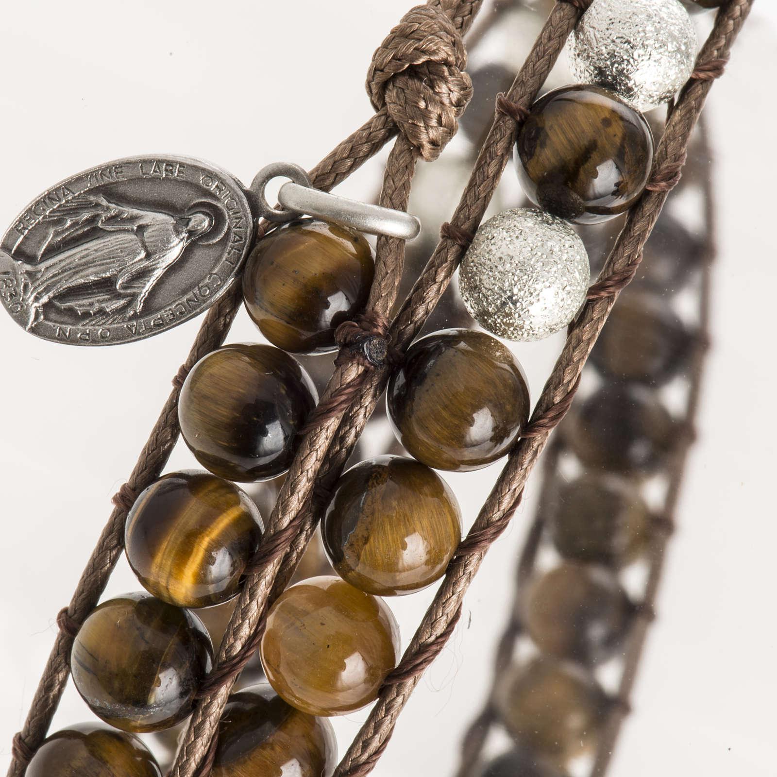 Tiger's eye bracelet 6mm 4