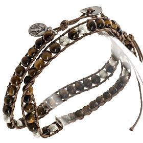 Tiger's eye bracelet 6mm s1
